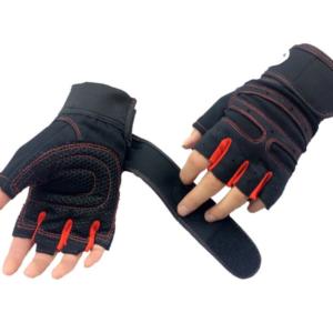 Träningshandske anpassad till crossfit