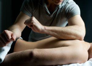 Massage inte bara muskelavslappning