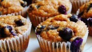 Njut av en god proteinmuffins!