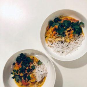 Värmande currygryta