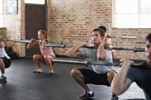 Vad krävs för att man skall bygga muskler och bli starkare?