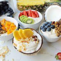 Vad är skillnaden mellan kvarg, yoghurtkvarg och yoghurt?