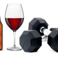 Träning, alkohol och kost – hur ska man tänka?