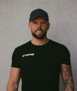 Jonas Bergqvist Gympro Eriksberg